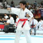平安三段(野上選手)H30糸東会全国大会