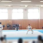 スポ少関東選考会(大貫選手)