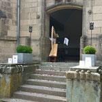 Hochzeit auf Schloss Hülchrath