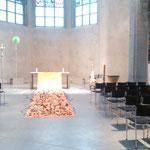 Bei einem Gottesdienst zur Kölner Demenzwoche