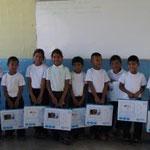 canaima va a la escuela Alumnos 1-2 Grado. Municipio Gran sabana .venezuela