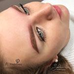 Augenbrauen shading
