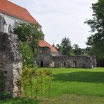 Kloster Stetten, Reste des Kreuzgangs