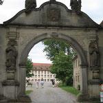 Tor zum Kloster Kirchberg