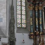 gotisches Tabernakel