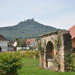 Kloster Stetten und der Hohenzollern