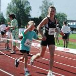 Monika Ruchti  800m