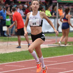 Melanie Horisberger  400m + 800m