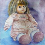 弥生会人形 アルシュ細目5号 2014.06.28