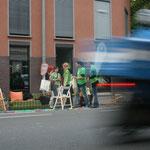 PARK(ing) Day Leipzig 2011 | Industriestraße