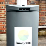 I-am-brella battery pack