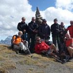 Pointe des Sagnes Longues ( 3032 m)