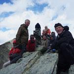 Pointe Udine (3019 m)