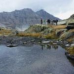 Lac Porciertoles (2635 m)