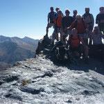 Punta dell'Alp (3033 m)