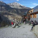 Refuge du Viso (2460 m)