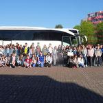 Besuch der französischen Austauschschüler