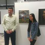 Autogrammstunde und Foto mit dem Künstler