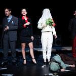 Über die Möglichkeiten der Punkbewegung...(2012), Volkstheater Rostock