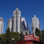 Skyline von Buenos Aires