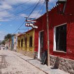 Im Dorf Humahuaca
