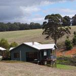 Unsere Unterkunft für 2 Nächte in Pemberton