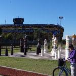 Das bekannte Fussball-Stadion von den Boca Junior (Maradona!)