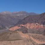 Auf der Wanderung zur Gargante del Diablo