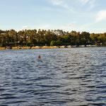 über'n großen Teich