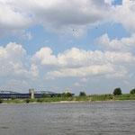 Eisenbahnbrücke bei Dierschau