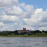 Schöne Orte am Ufer
