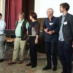 Die neugewählten Räte für Bürgerenergie, aus Oldenburg Stefanie Usbeck (Frauenenergiegemeinschaft)