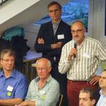 Martin Rühl (Stadtwerke Wolfhagen) hat eine BürgerEnergie-Genossenschaft in der beteiligung