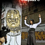 Couverture Urban Culture magazine // Série mode Prises en otage