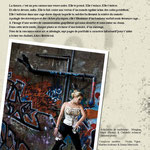 Publication Urban Culture magazine// Série mode Prises en otage