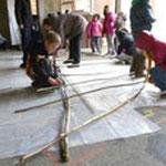Colombe de la paix - Roman GORSKI, Ecole primaire d'Amblainville