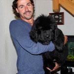 Hugo Boss a rejoint sa famille en Gironde et au bord de l'océan !