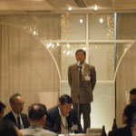 第7回社員総会 懇親会