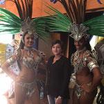 Cores da Bahia con lo show Yirago