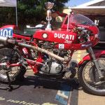 Le Mans 1er vintage 350