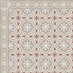 Zementfliesen von Couleurs & Matières / Dekor: Trouville 35.36.37, 20x20 / 1,5 cm