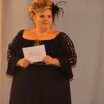 Veranstalterin und Moderatorin des Abends Melanie Hauptmanns - Foto: RTL Interactive/ Annchristin Gebhardt