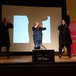 """Die stimmgewaltigen Hamburger Ladies von """"Big Soul"""" sorgten für den musikalischen Höhepunkt..."""