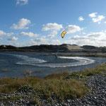 Kite surf à Cayeux sur Mer ©milou-en-baie