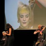 """Das Lepschi&Lepschi Creativeteam gemeinsam LIVE on stage mit """"THE CLASH"""""""