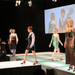 "Models mit der Collection ""THE CLASH"" 2016 - by Lepschi&Lepschi Creativeteam"