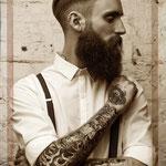 HAIRDRESSING AWARD 2015 - HERREN - Hair: Alexander Lepschi  I  Foto: Stefan Dokoupil