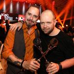 zwei Profis ihres Faches - Stefan Dokoupil (Fotograf) & Alexander Lepschi (Hairdresser of the Year)