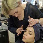 ... Make-Up by Nikola Hofmann ...