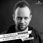 HAIRDRESSING AWARD 2015 - HERREN - Alexander Lepschi - HAIRDRESSER OF THE YEAR